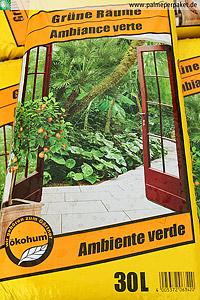 Ökohum®-Substrat - Typ Leicht