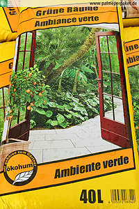 Ökohum®-Substrat - Typ Mediterran